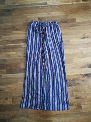 armedangels Jersey Pants brown-blue
