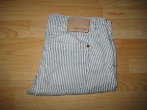 Gestreifte Jeans von Marc O' Polo vintage Waschung W 30, ca. Gr. 38-40