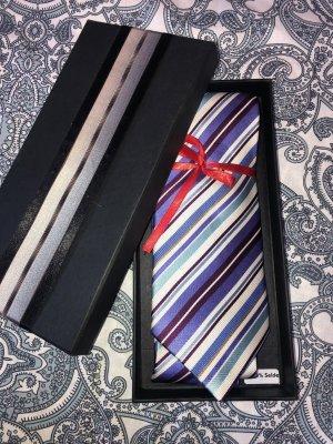 Pocket Square multicolored silk