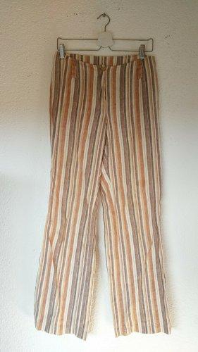 BC Best Connetions Spodnie materiałowe Wielokolorowy Len