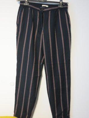 Esprit Pantalone a sigaretta multicolore Poliestere