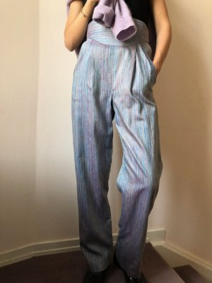Marlene Trousers multicolored silk
