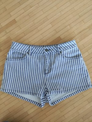 Even & Odd Denim Shorts white-cornflower blue