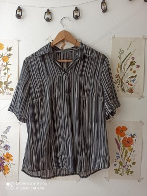 gestreifte vintage Bluse
