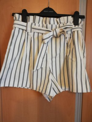 Gestreifte Zara Shorts in S