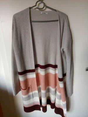 Colloseum Cardigan in maglia multicolore Acrilico