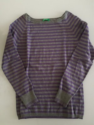 Benetton Long Sweater multicolored