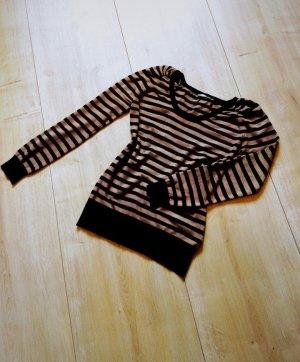 Gestreifter Pullover von Madonna