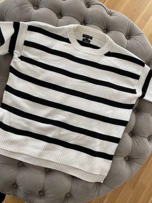 Gestreifter Pullover von Massimo Dutti