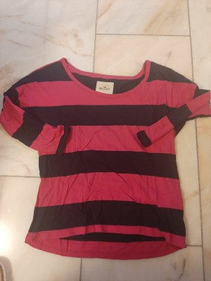 Gestreiftes 3/4-Shirt