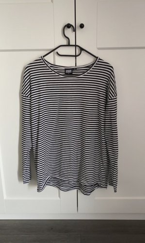 Gestreiftes Basic Shirt
