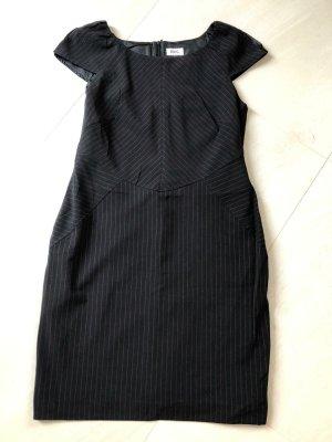 bpc Kokerjurk zwart-roze Gemengd weefsel
