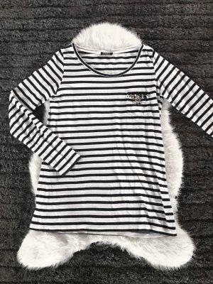 Conleys Stripe Shirt blue-white