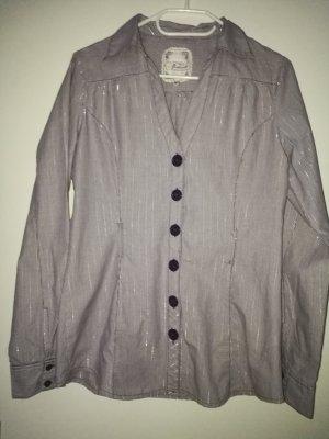 gestreiftes Hemd Bluse Shirt von Freshmade