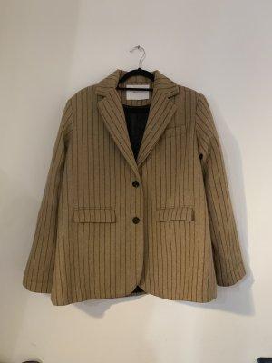 Unbekannte Marke Oversized Jacket camel-beige