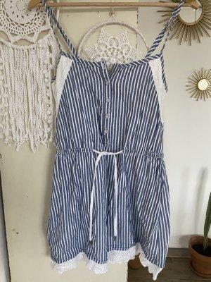 Bershka Sukienka typu babydoll Wielokolorowy