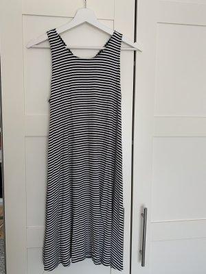 Hollister Beach Dress white-black