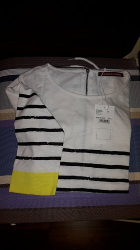 Comptoir des Cotonniers Longsleeve Dress white