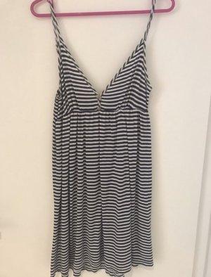 Gestreiftes Kleid Sommerkleid Größe L accessorize