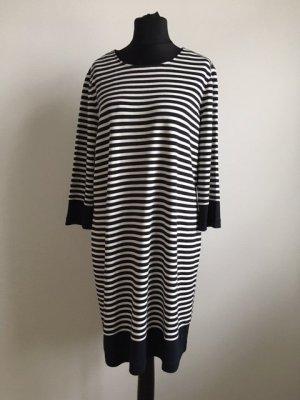 Brax Shirt Dress white-dark blue