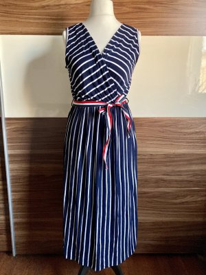 Gestreiftes Kleid von Colloseum mit Gürtel