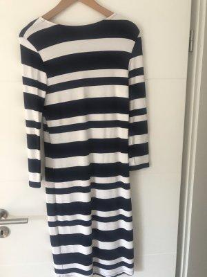 Gestreiftes Kleid von Esprit Größe Xl