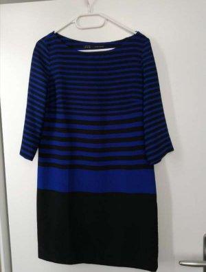 Gestreiftes Kleid von Zara Gr Medium