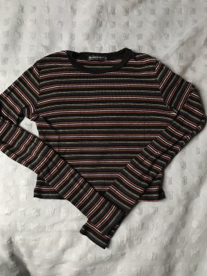 Brandy & Melville Longsleeve multicolored cotton