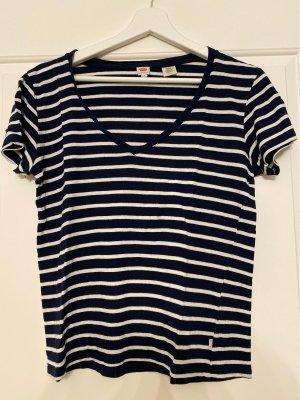 Gestreiftes Levi's Shirt