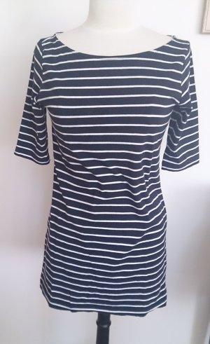 gestreiftes Longshirt Kleid von french connection