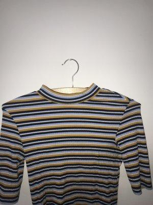 Monki T-shirt rayé multicolore