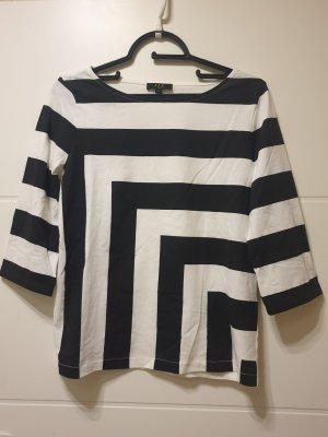 1.2.3 Paris T-Shirt white-black