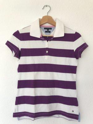 Gestreiftes Polo-Shirt von Tommy Hilfiger, Größe S