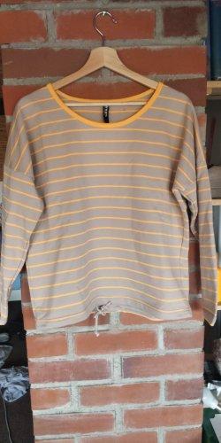 Colours of the World Gestreept shirt beige-oranje