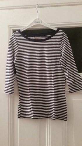 Vero Moda Stripe Shirt white-dark blue