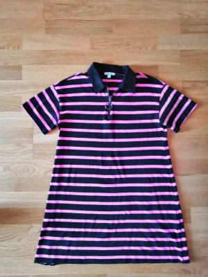 Robe Polo multicolore coton