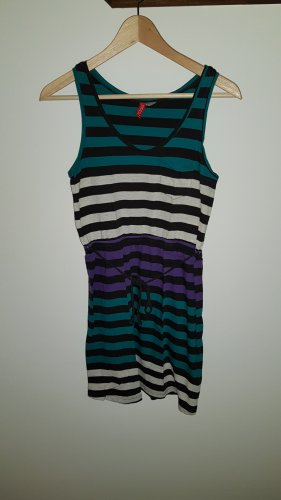 H&M Divided Vestido playero multicolor