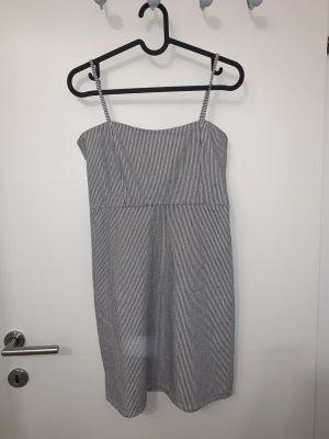 Brandy & Melville Letnia sukienka biały-błękitny