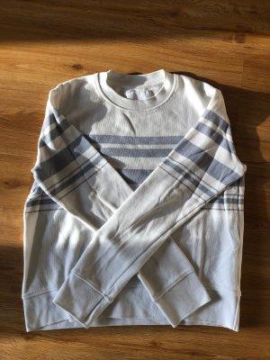 Gestreiftes Sweatshirt von Samsoe & Samsoe