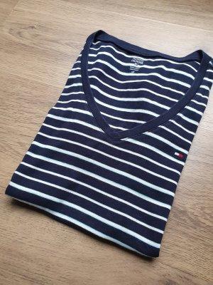 Gestreiftes T-Shirt Hilfiger s