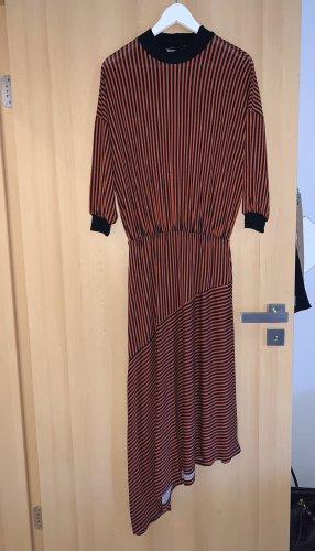 Reserved T-shirt jurk veelkleurig