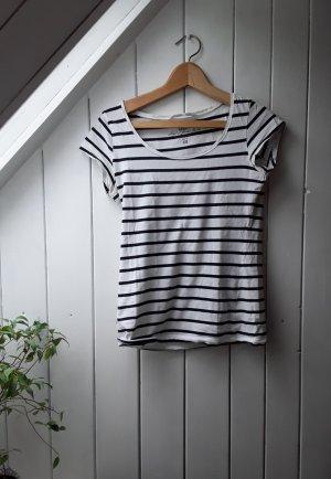 Gestreiftes T-Shirt von H&M