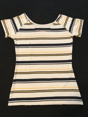 Gestreiftes T-Shirt von Orsay Gr. S