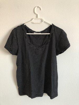 Gestreiftes T-Shirt von Pull&Bear