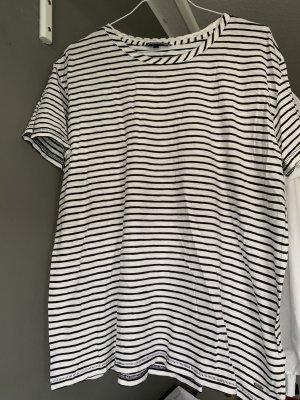 Gestreiftes T-Shirt von Tommy Hilfiger