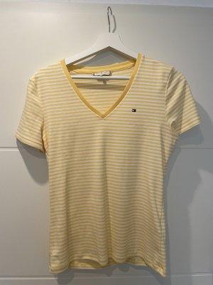 Gestreiftes T-Shirt von Tommy Hilfiger in Größe S