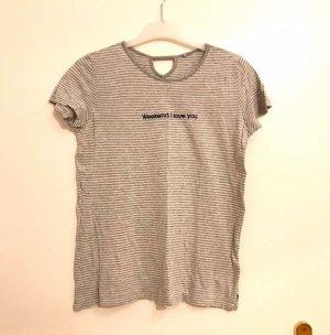 Gestreiftes T-Shirt, wie neu
