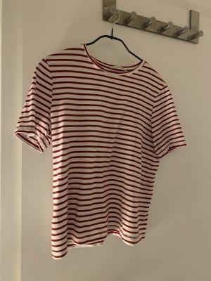 Gestreiftes T-Shirt Zara