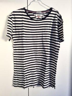Gestreiftes Tommy Hilfiger Tshirt M vintage