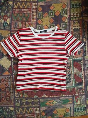 gestreiftes Tshirt